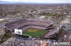 Mile High Stadium